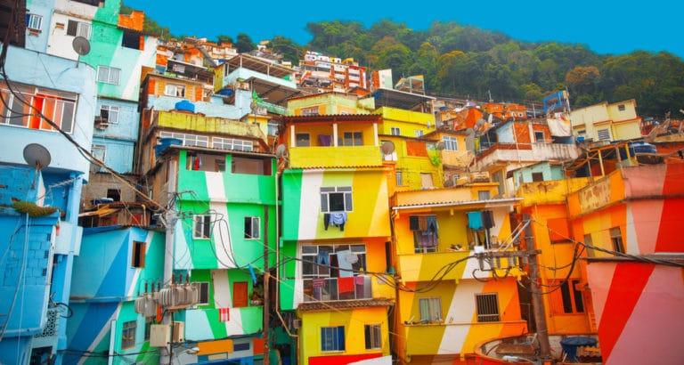 O fawelach Rio słów kilka