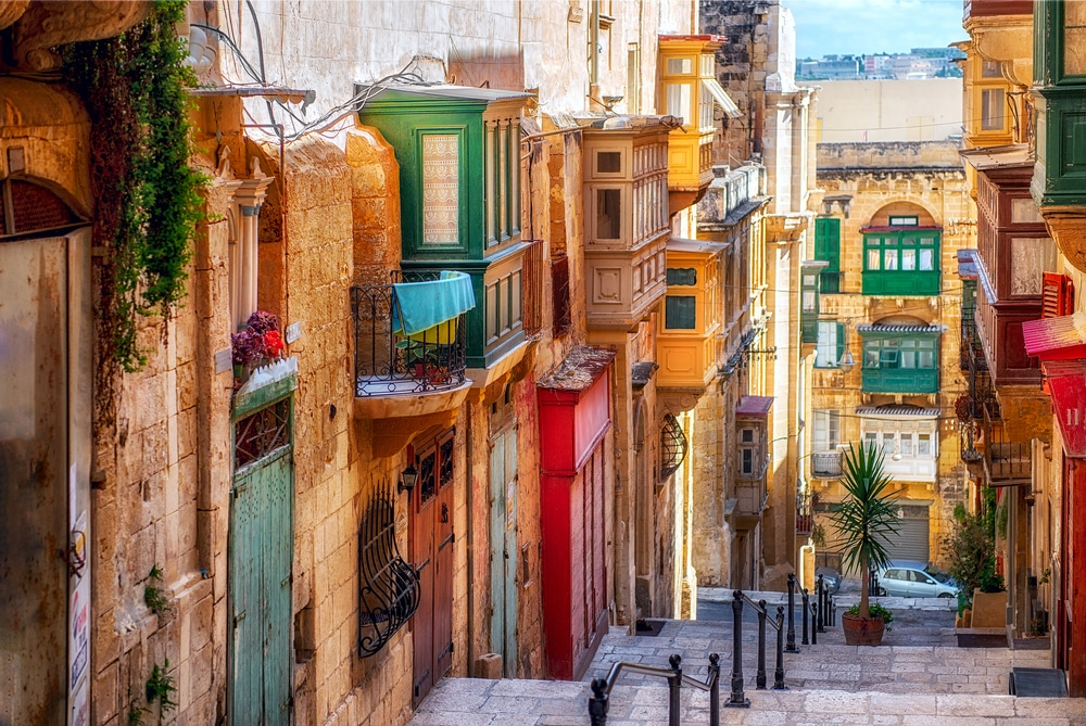 Valletta na wyjazd incentive.