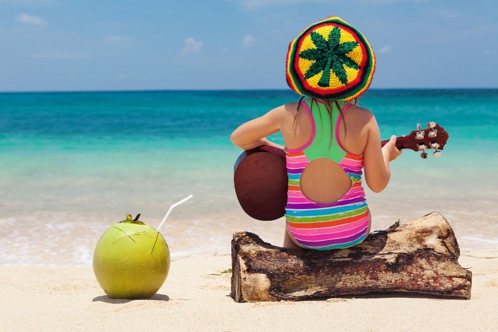 Relaks podczas wyjazdu integracyjnego na Jamajkę.