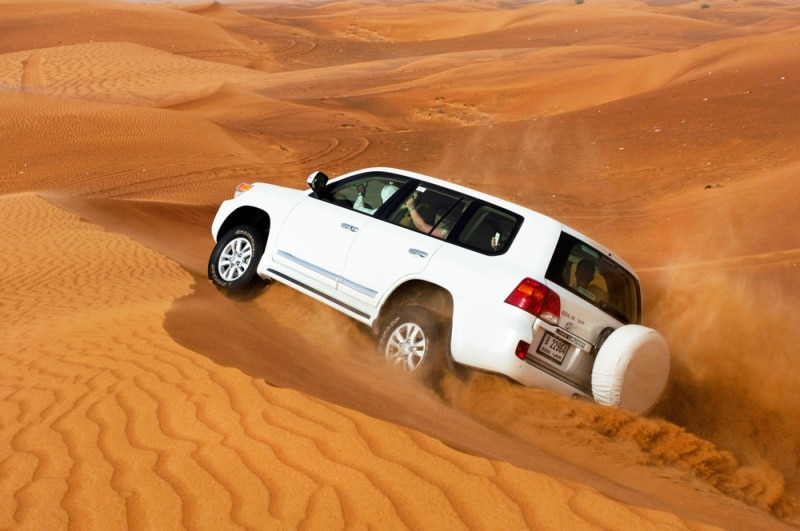 Atrakcje w Dubaju na wyjazd firmowy.