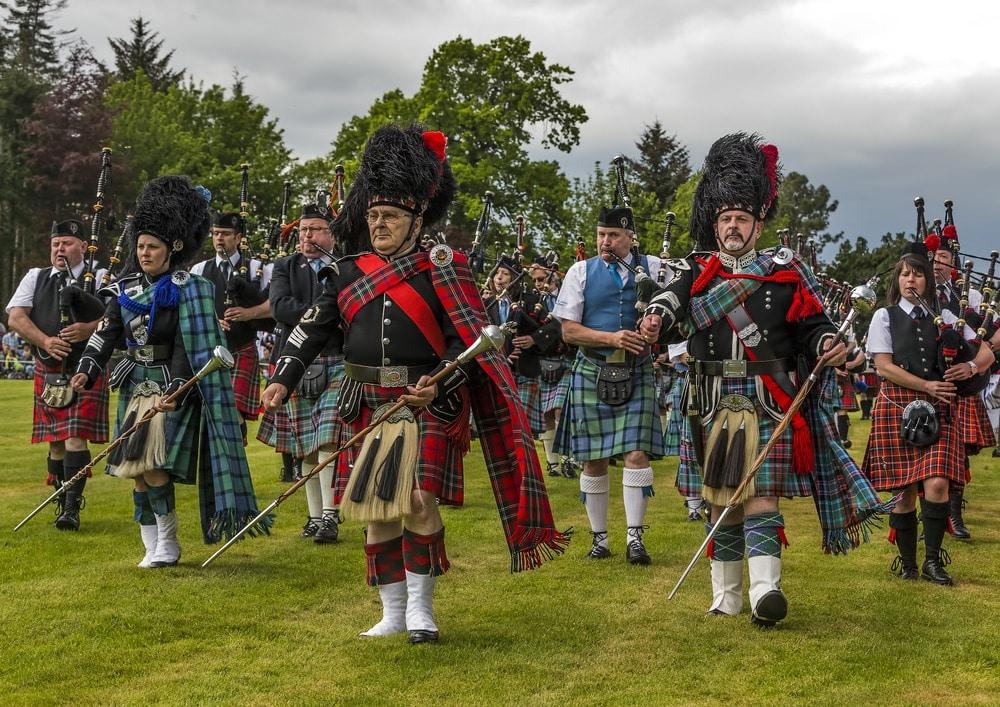Wyjazdy firmowe do Szkocji.