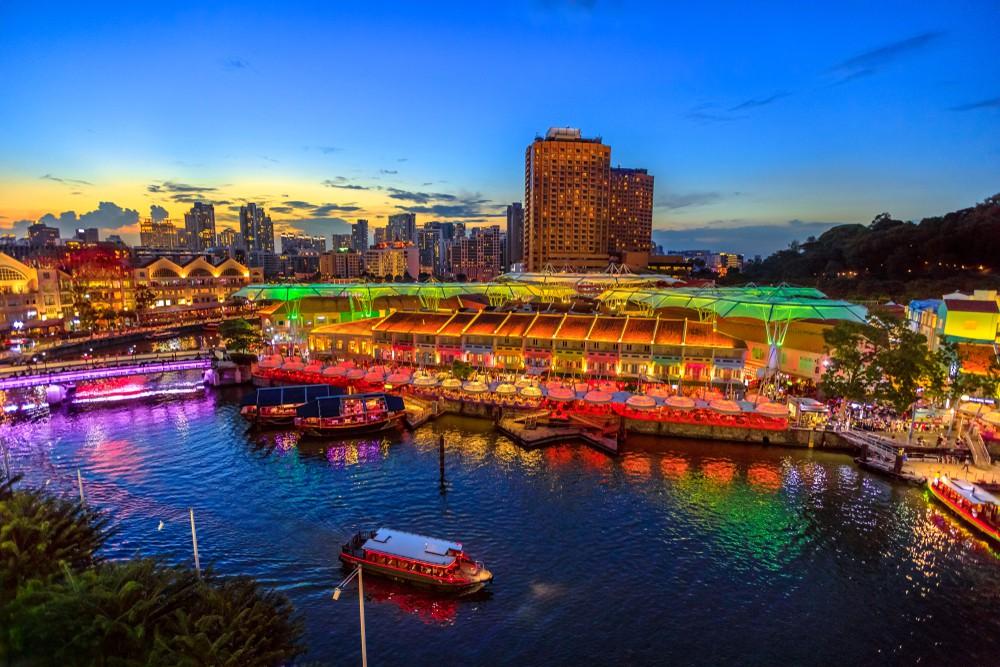 Jedna z atrakcji Singapuru na wyjazd firmowy.