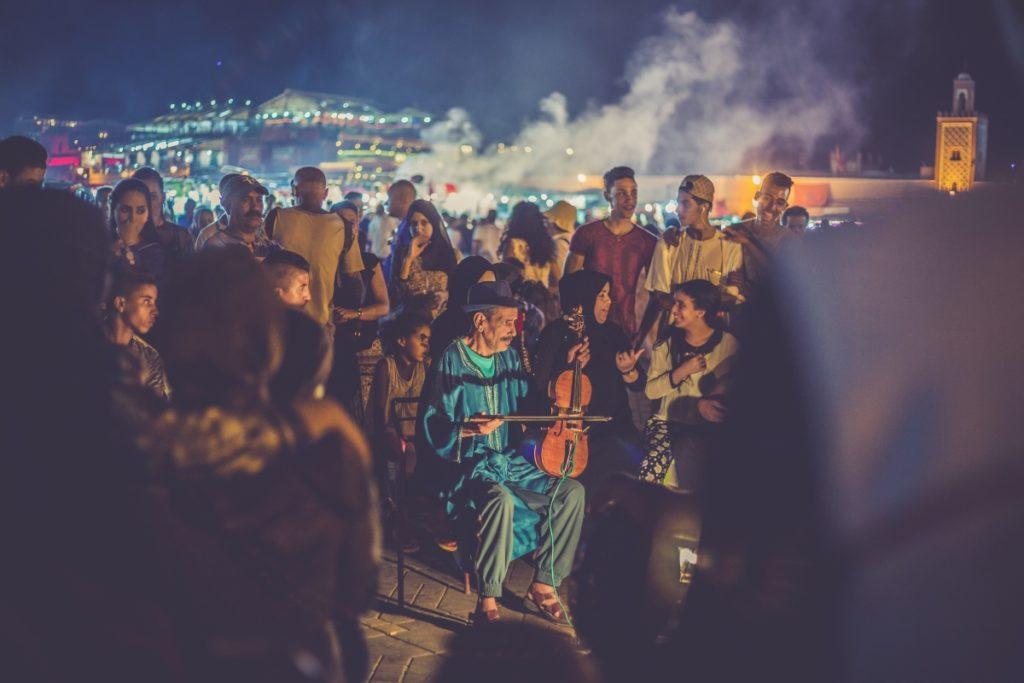 Marrakesz na wyjazd firnowy